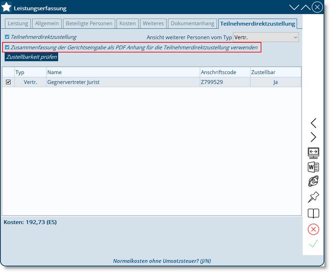 TDZ mit ERV-Text (ohne PDF) (mit WFM/PDF)